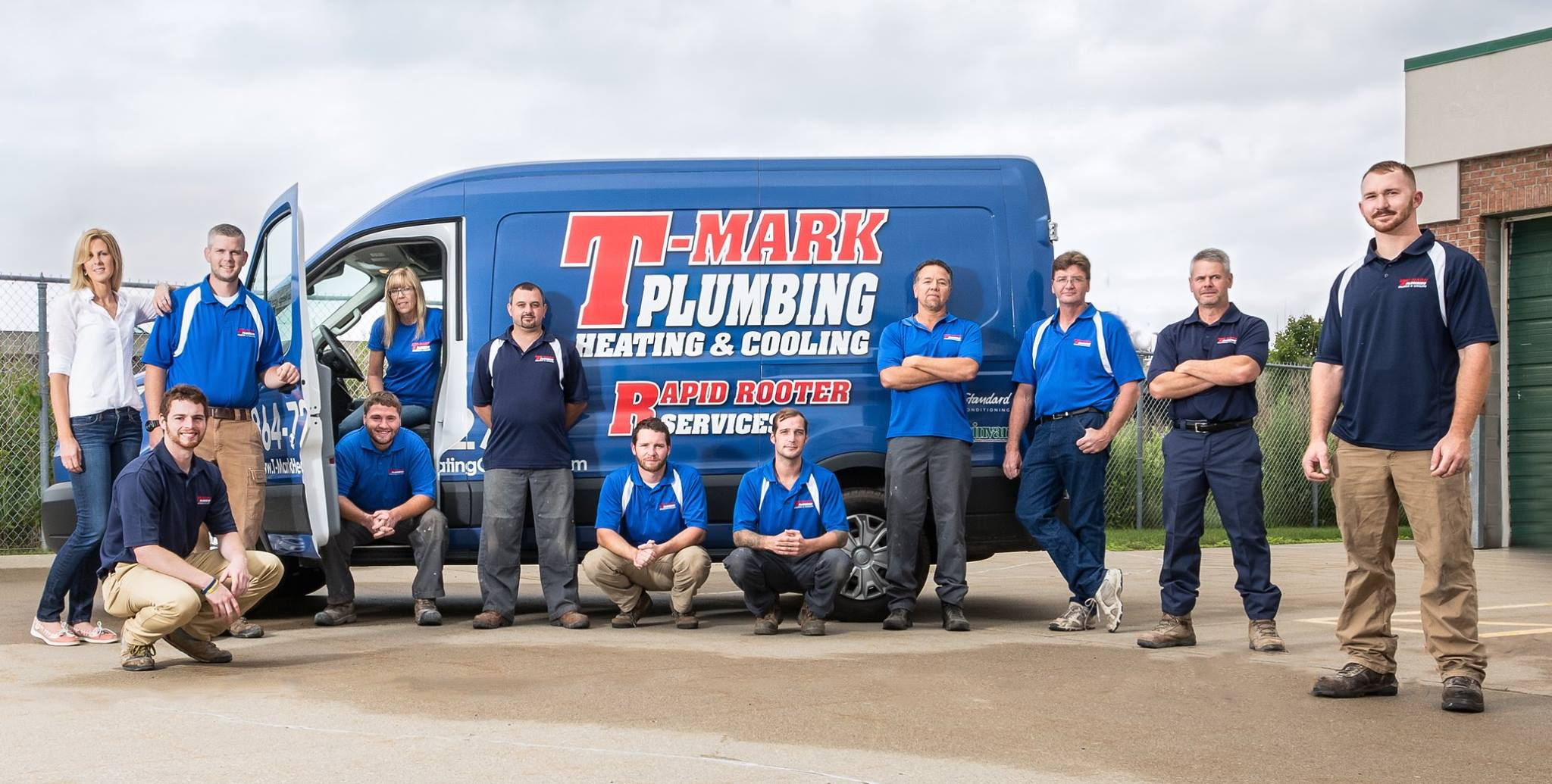 High Quality Heating Cooling Plumbing Services