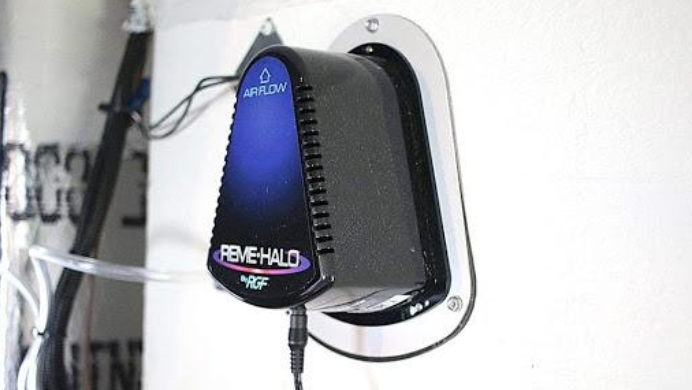 REMO Air Cleaner